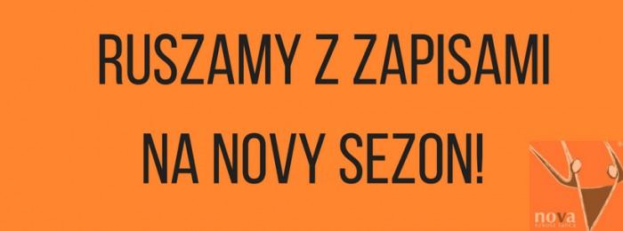 NOVY SEZON!