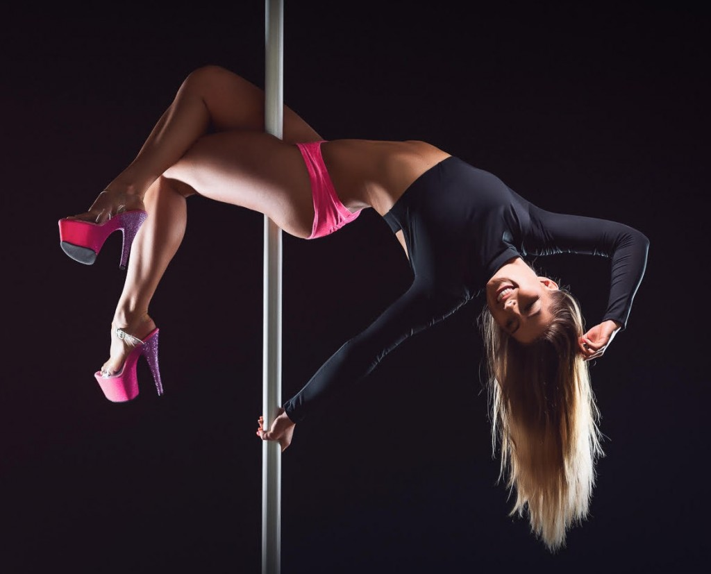 Pole Dance First Step